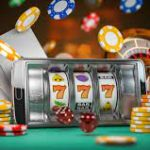 How Diffusive Betting Games Benefit Gamblers